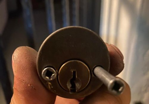 Rekey Lock Replacement
